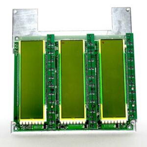 Дисплей LCD с подогревом 24 Вольт V4.1/V3.0 с пластиной для V3.0