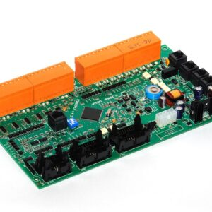 Плата процессора CPU, PDECPU v. 4.2, PDEX