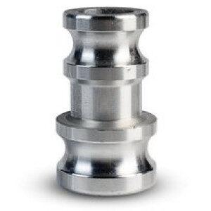 """Камлок (переходной) AA-150 1 1/2"""" (38мм) AL-алюминий"""