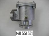 Фильтр dn50 al, o. фильтроэлемент. 1 обратный клапан. исполнение (старый номер 140551521)