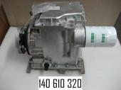 Насосный блок. zp2180 для бензина к ecometer, с фильтром 10my
