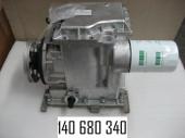 Насосный блок zp2180 бенз./диз. к поршневому измерителю, с колпаком