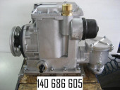 Насосный блок zp 2180 бенз./диз. для поршневого измерителя, + колпак б/у