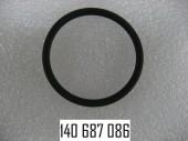 Кольцо круглого сечения 40 x 3,5 ш din3770 fpm 75 (viton)