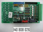 Плата вспомогательного адаптера  для ТРК SK700 (140 808 026)