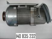 """Однофазный элект.двигатель 0.75квт 230b, в сборе со шкивом и креплением sk700 """"05"""