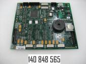 Плата центрального процессора (срu), с software заводской провеверки (б/у)