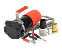 Насос Petroll Vega 80 (12-24 V) для перекачки дизельного топлива солярки