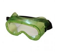 Очки защитные (антизапотевающие, с непрямой вентиляцией)