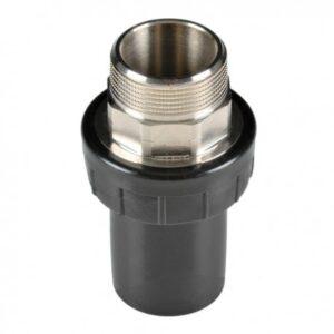 [91-050] Соединение концевое 50 мм с наружной резьбой