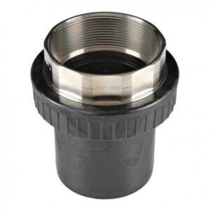 [92-110] Соединение концевое 110мм с внутренней резьбой
