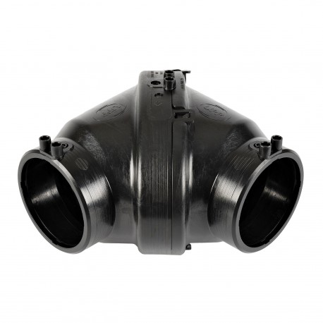 [G3-110-090] Колено 90° вторичное Gemini 110/90мм
