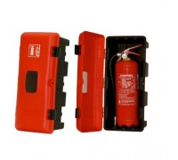 Ящик для огнетушителя 640х310х250 мм