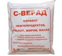Сорбент для нефтепродуктов С-ВЕРАД 3 кг