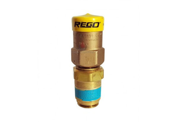 REGO RS3131 с отсечным клапаном CD31