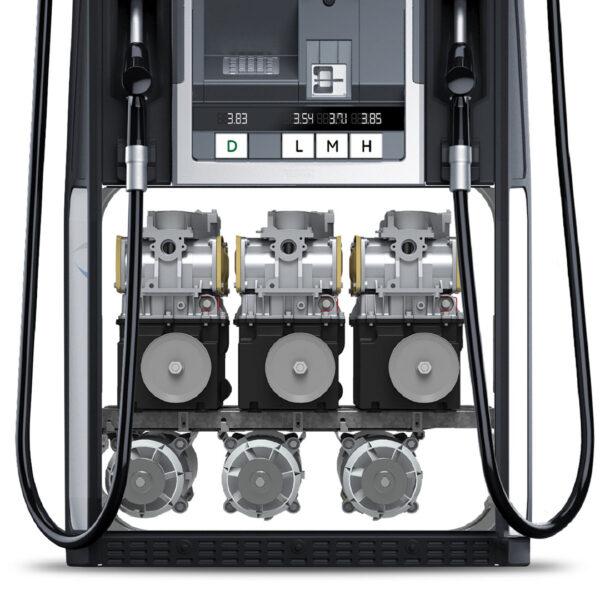 Клапан электромагнитный системы возврата паров, арт. WM001267 (стар. арт. 232384)