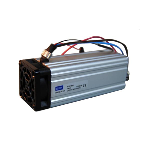 Фен-обогреватель (тепловентилятор) 150 Вт, 24 В, арт. WM000428-0001(стар. арт. 403240)
