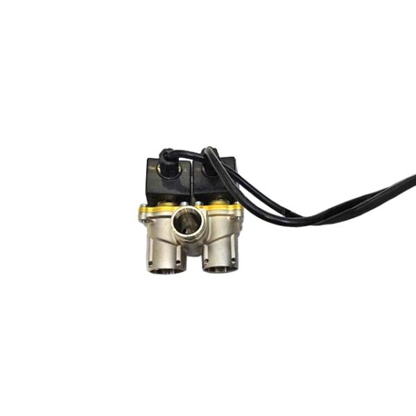 Клапан электромагнитный двойной, арт. WM044747-0001 (стар. арт. WM000340)